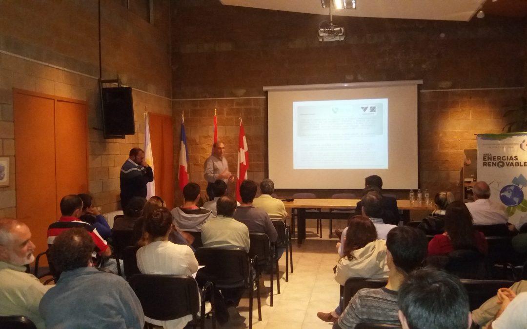 Jornada de Energías Renovables en los Sectores Productivos Locales