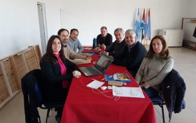 REUNIÓN DE AGENCIAS DE DESARROLLO PROVINCIAL